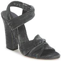Čevlji  Ženske Sandali & Odprti čevlji Casadei 1166N122 Črna