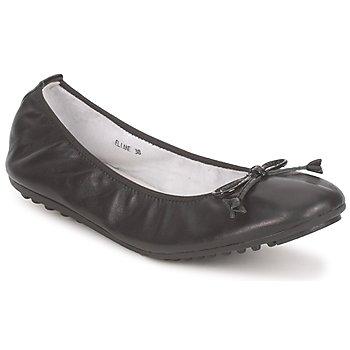 Čevlji  Ženske Balerinke Mac Douglas ELIANE Črna