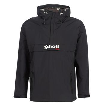 Oblačila Moški Jakne Schott PIKES 1 Črna