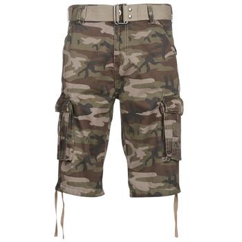 Oblačila Moški Kratke hlače & Bermuda Schott TR RANGER Kamel