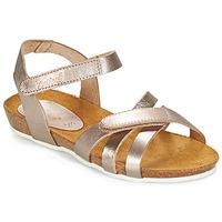 Čevlji  Deklice Sandali & Odprti čevlji Kickers BOGART Bronze