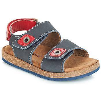 Čevlji  Dečki Sandali & Odprti čevlji Kickers FIRST Modra