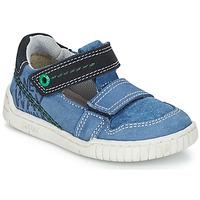 Čevlji  Dečki Sandali & Odprti čevlji Kickers WHATSUP Modra