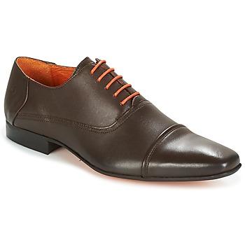 Čevlji  Moški Čevlji Richelieu Carlington ETIPIQ Kostanjeva