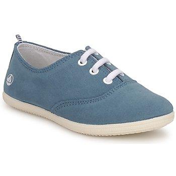 Čevlji  Otroci Nizke superge Petit Bateau KENJI GIRL Modra