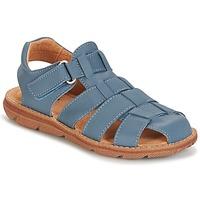 Čevlji  Dečki Sandali & Odprti čevlji Citrouille et Compagnie GLENO Modra