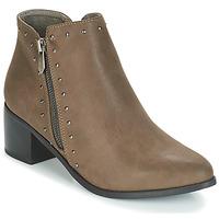 Čevlji  Ženske Gležnjarji LPB Shoes JUDITH Kaki