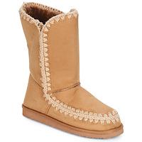 Čevlji  Ženske Mestni škornji    LPB Shoes NATHALIE Kamel