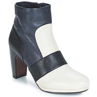 Čevlji  Ženske Gležnjarji Chie Mihara  Bela