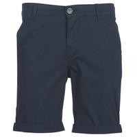 Oblačila Moški Kratke hlače & Bermuda Selected SLHSTRAIGHTPARIS Modra