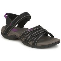 Čevlji  Ženske Sandali & Odprti čevlji Teva TIRRA Črna / Siva