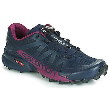 Čevlji  Ženske Tek & Trail Salomon SPEEDCROSS PRO 2 Črna / Vijolična