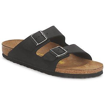 Čevlji  Moški Natikači Birkenstock ARIZONA PREMIUM Črna