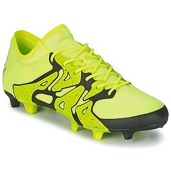 Čevlji  Moški Nogomet adidas Performance X 15.1 FG/AG Rumena