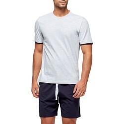 Oblačila Moški Pižame & Spalne srajce Impetus GO64024 073 Siva