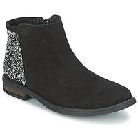 Čevlji  Deklice Polškornji Acebo's MERY Črna