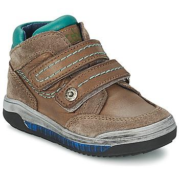 Čevlji  Deklice Visoke superge Acebo's ACERA Taupe