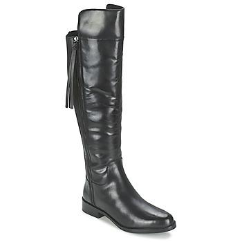 Čevlji  Ženske Mestni škornji    French Connection GREGGIE Črna