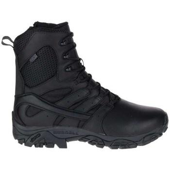 Čevlji  Moški Pohodništvo Merrell Moab 2 8 Response WP Črna