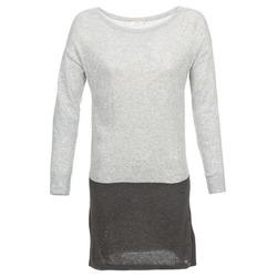 Oblačila Ženske Kratke obleke DDP EMMI Črna / Siva