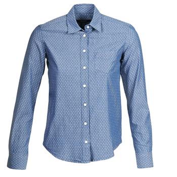 Oblačila Ženske Srajce & Bluze Gant EXUNIDE Modra