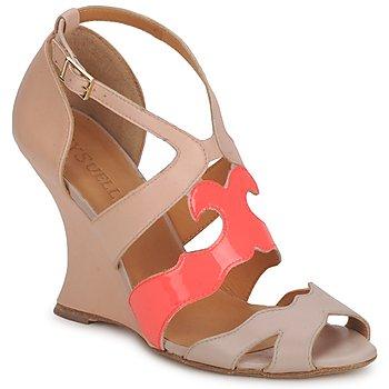 Čevlji  Ženske Sandali & Odprti čevlji MySuelly PAULINE Taupe