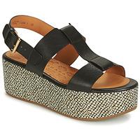 Čevlji  Ženske Sandali & Odprti čevlji Chie Mihara OLIVIA Črna