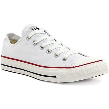 Čevlji  Deklice Nizke superge Converse ALL STAR OPTICAL WHITE OX Multicolore