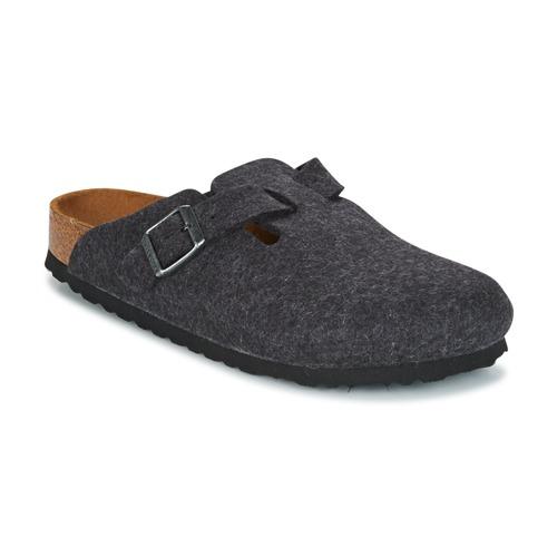 Čevlji  Cokli Birkenstock BOSTON Siva