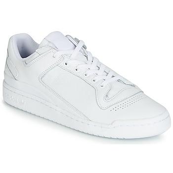 Čevlji  Moški Nizke superge adidas Originals FORUM LO DECON Bela