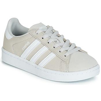 Čevlji  Otroci Nizke superge adidas Originals CAMPUS C Siva