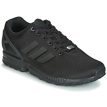 Čevlji  Moški Nizke superge adidas Originals ZX FLUX Črna