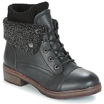 Čevlji  Ženske Polškornji Coolway BRING Črna