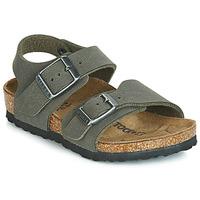 Čevlji  Dečki Sandali & Odprti čevlji Birkenstock NEW YORK Siva