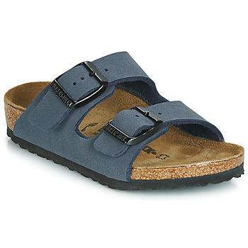 Čevlji  Dečki Natikači Birkenstock ARIZONA Modra