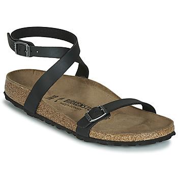 Čevlji  Ženske Sandali & Odprti čevlji Birkenstock DALOA Črna