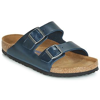 Čevlji  Moški Natikači Birkenstock ARIZONA SFB Modra