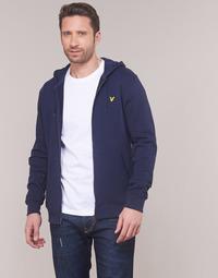 Oblačila Moški Puloverji Lyle & Scott FAFARLIME Modra