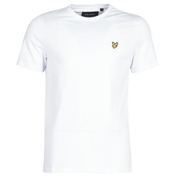 Oblačila Moški Majice s kratkimi rokavi Lyle & Scott FAFARLITE Bela