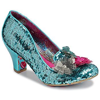 Čevlji  Ženske Salonarji Irregular Choice CARIAD Modra