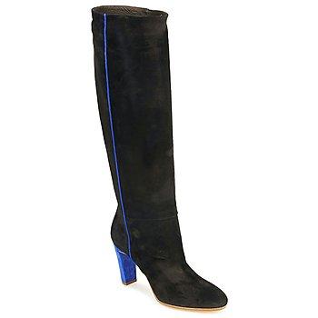Čevlji  Ženske Mestni škornji    Michel Perry 13184 Črna