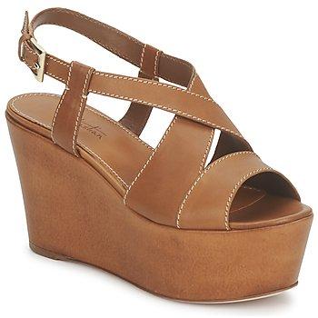 Čevlji  Ženske Sandali & Odprti čevlji Sebastian S5270 Nude