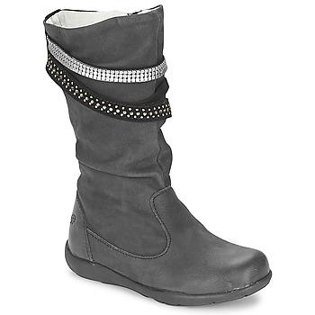 Čevlji  Deklice Mestni škornji    Primigi CHARLIZE Črna