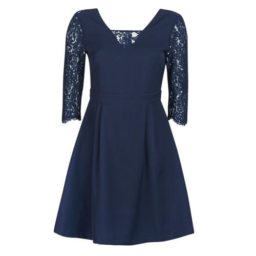 Oblačila Ženske Kratke obleke Betty London JULIA Modra