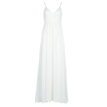 Oblačila Ženske Dolge obleke Betty London VICTOIRE Bela