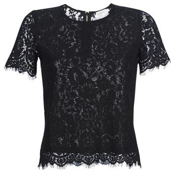 Oblačila Ženske Topi & Bluze Moony Mood KEMI Črna