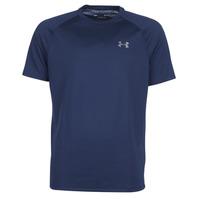 Oblačila Moški Majice s kratkimi rokavi Under Armour TECH 2.0 SS TEE Modra