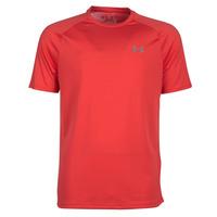 Oblačila Moški Majice s kratkimi rokavi Under Armour TECH 2.0 SS TEE Rdeča