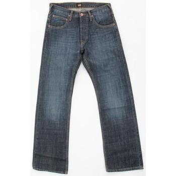 Oblačila Moški Jeans straight Lee JOEY 71921TK blue