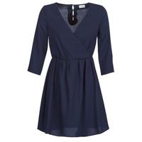 Oblačila Ženske Kratke obleke Vila VIROSSIE Modra